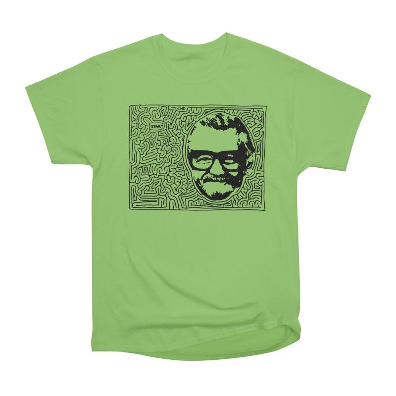 George Men's Heavyweight T-Shirt by idrawmazes's Artist Shop