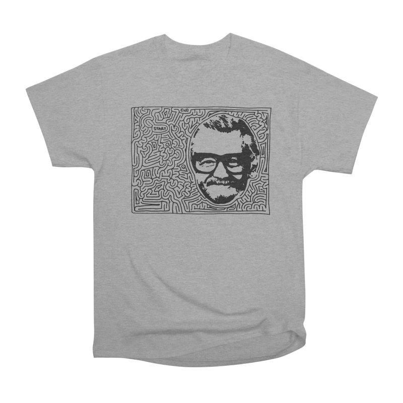 George Women's Heavyweight Unisex T-Shirt by idrawmazes's Artist Shop