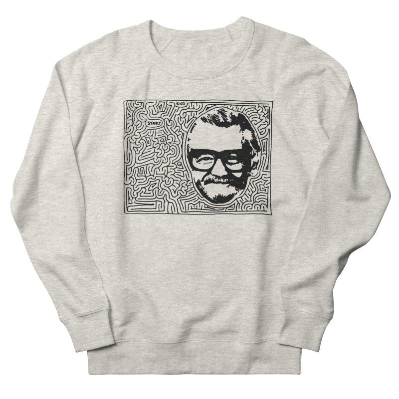 George Women's French Terry Sweatshirt by I Draw Mazes's Artist Shop