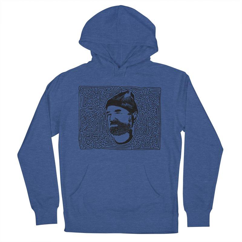 Steve Z Men's Pullover Hoody by idrawmazes's Artist Shop