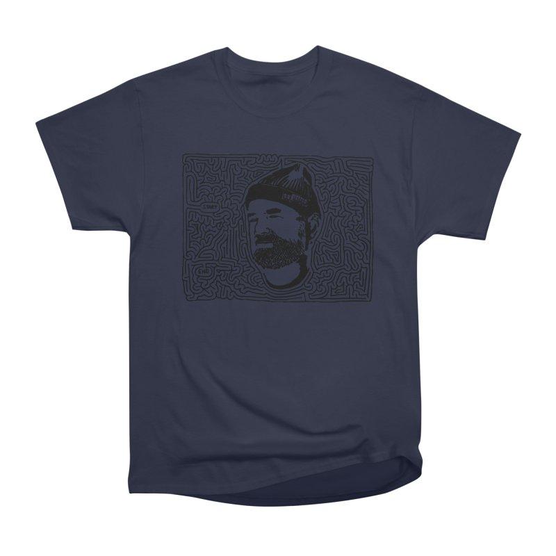 Steve Z Men's Classic T-Shirt by idrawmazes's Artist Shop