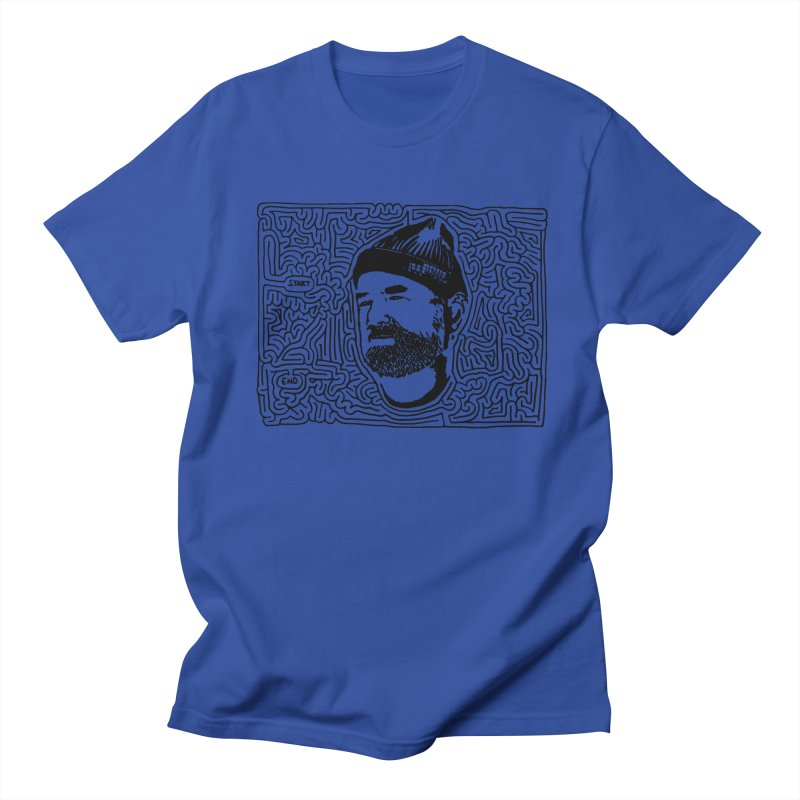 Steve Z Men's T-Shirt by idrawmazes's Artist Shop
