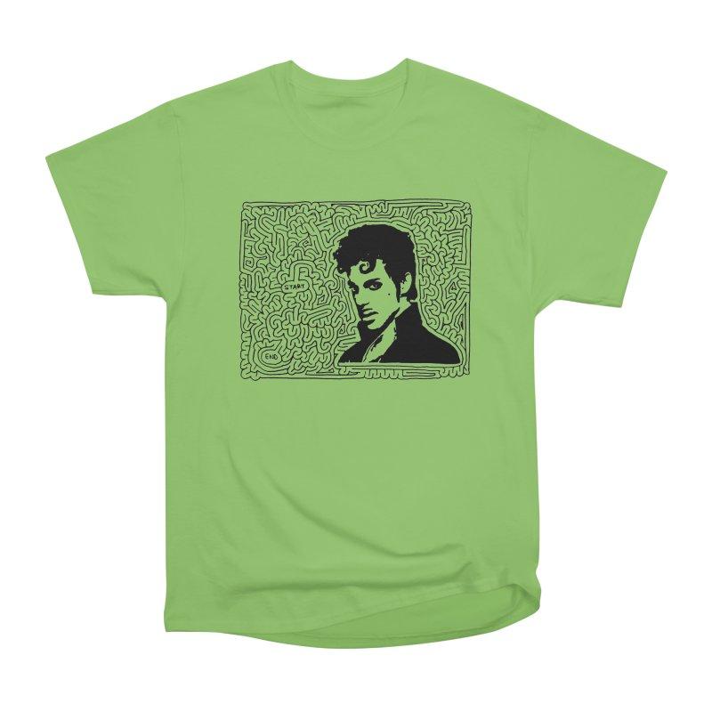 Prince Women's Heavyweight Unisex T-Shirt by idrawmazes's Artist Shop