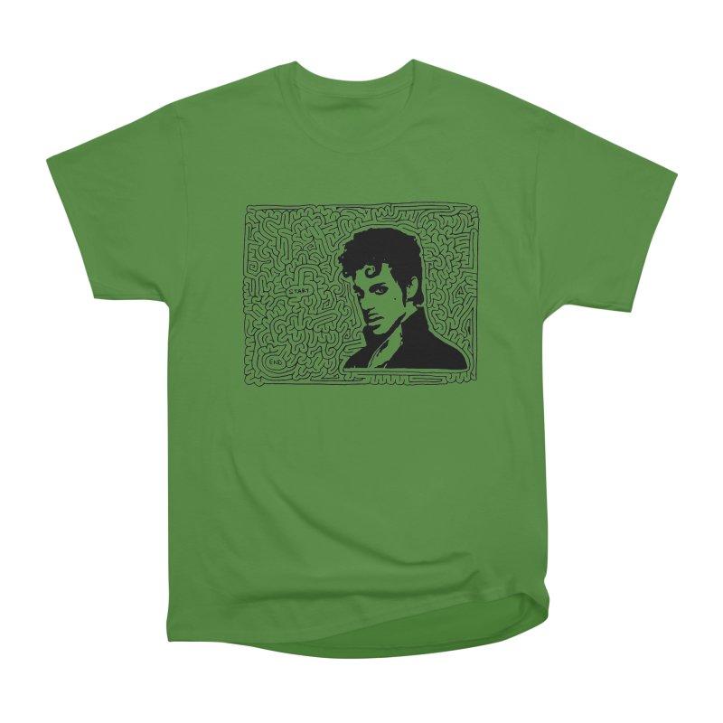 Prince Men's Classic T-Shirt by idrawmazes's Artist Shop
