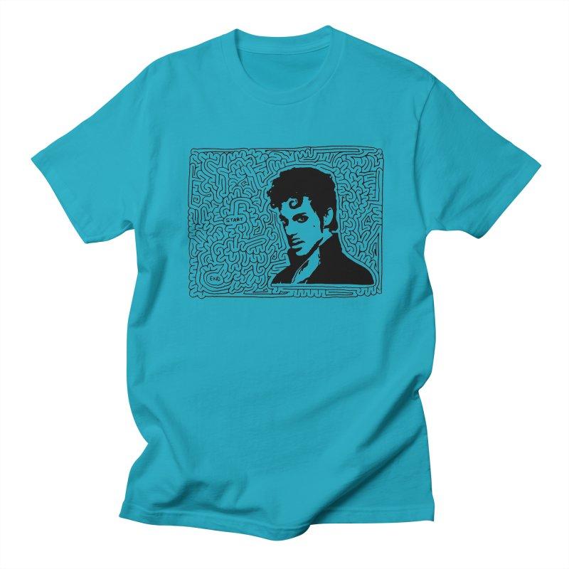 Prince Women's Unisex T-Shirt by idrawmazes's Artist Shop