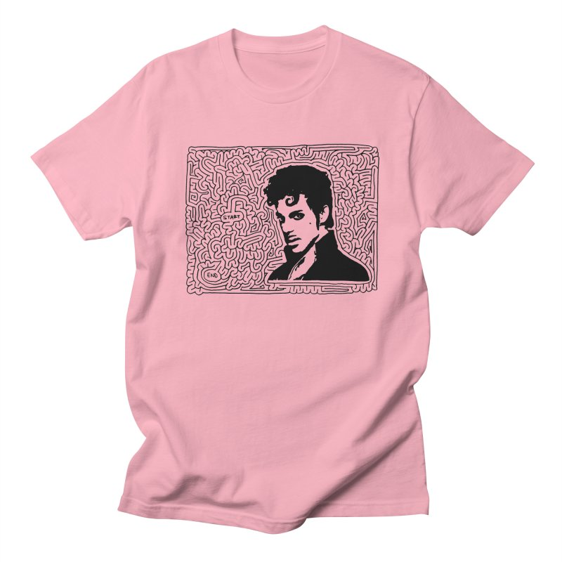 Prince Men's T-Shirt by idrawmazes's Artist Shop