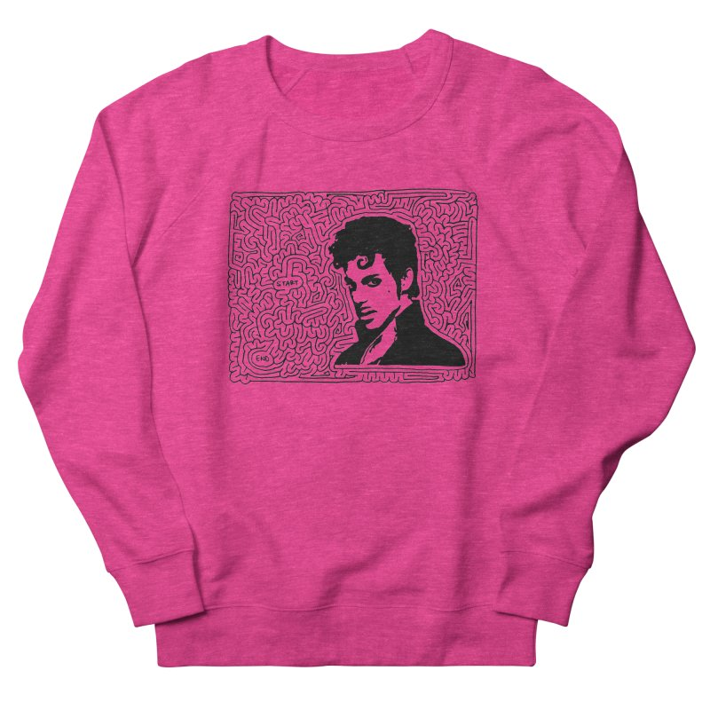 Prince Women's Sweatshirt by idrawmazes's Artist Shop