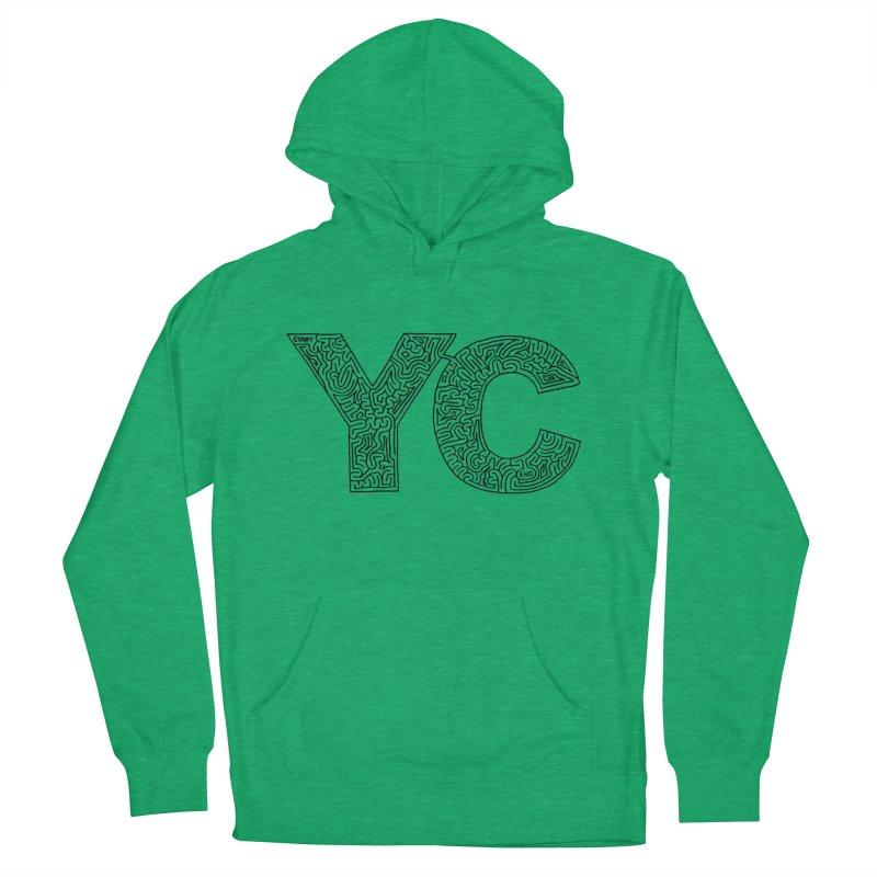 YC Women's Pullover Hoody by idrawmazes's Artist Shop
