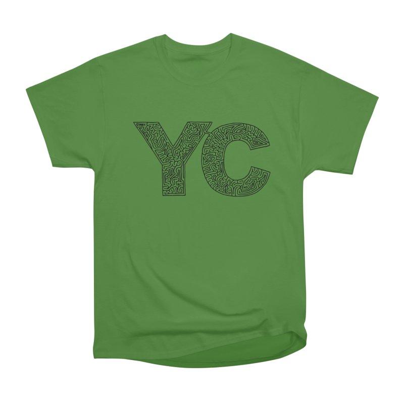 YC Women's Classic Unisex T-Shirt by idrawmazes's Artist Shop