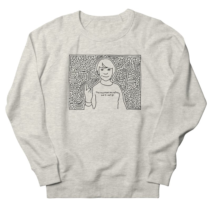 Blake maze Men's Sweatshirt by idrawmazes's Artist Shop