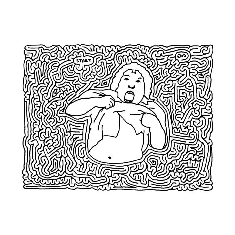 Truffle Shuffle by I Draw Mazes's Artist Shop