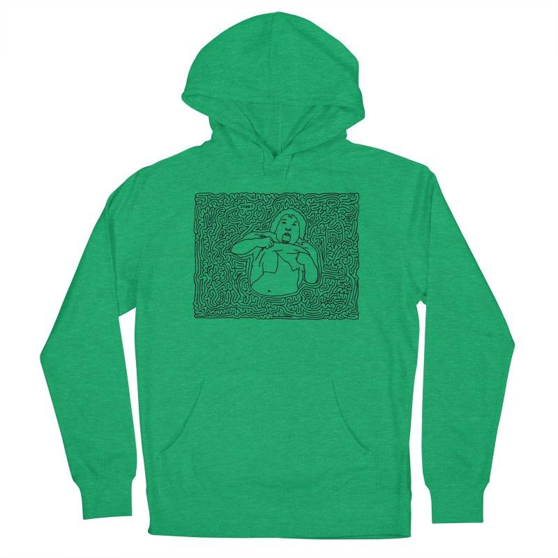 Truffle Shuffle Men's Pullover Hoody by idrawmazes's Artist Shop