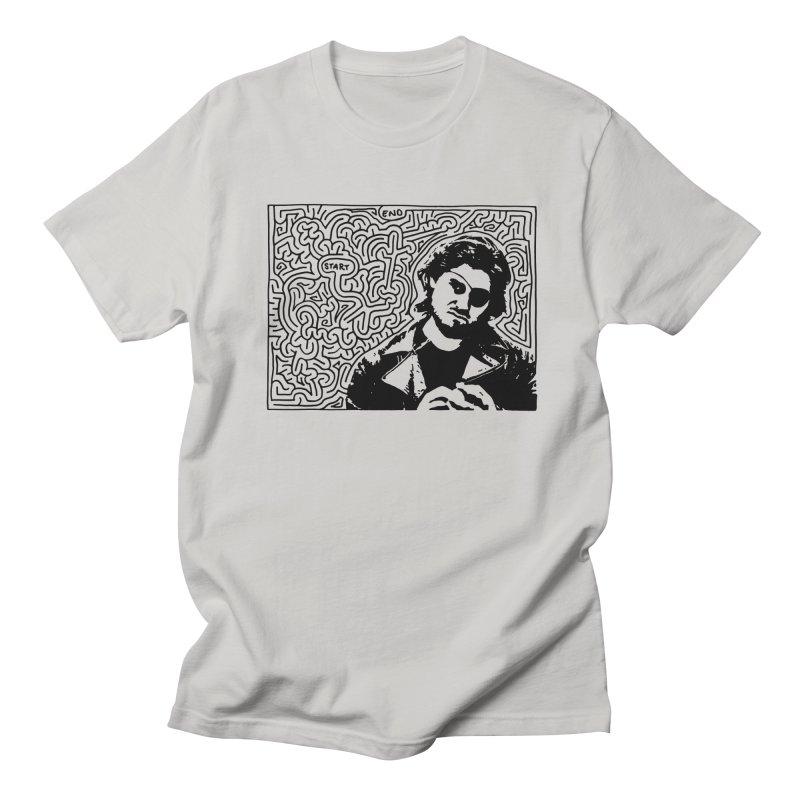 Snake Men's Regular T-Shirt by I Draw Mazes's Artist Shop