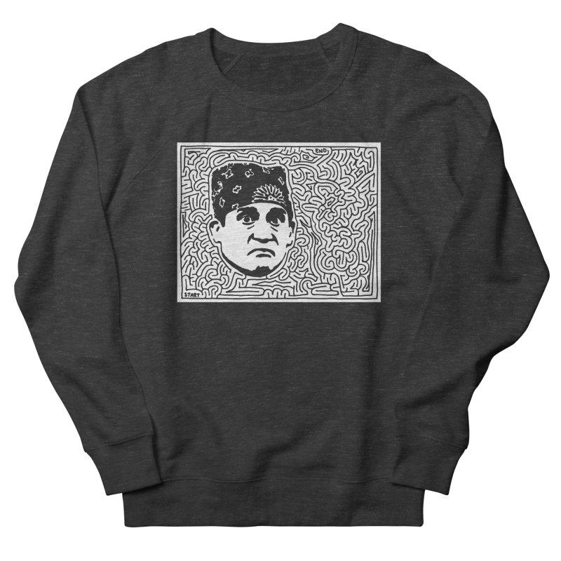 Prison Mike Women's French Terry Sweatshirt by I Draw Mazes's Artist Shop