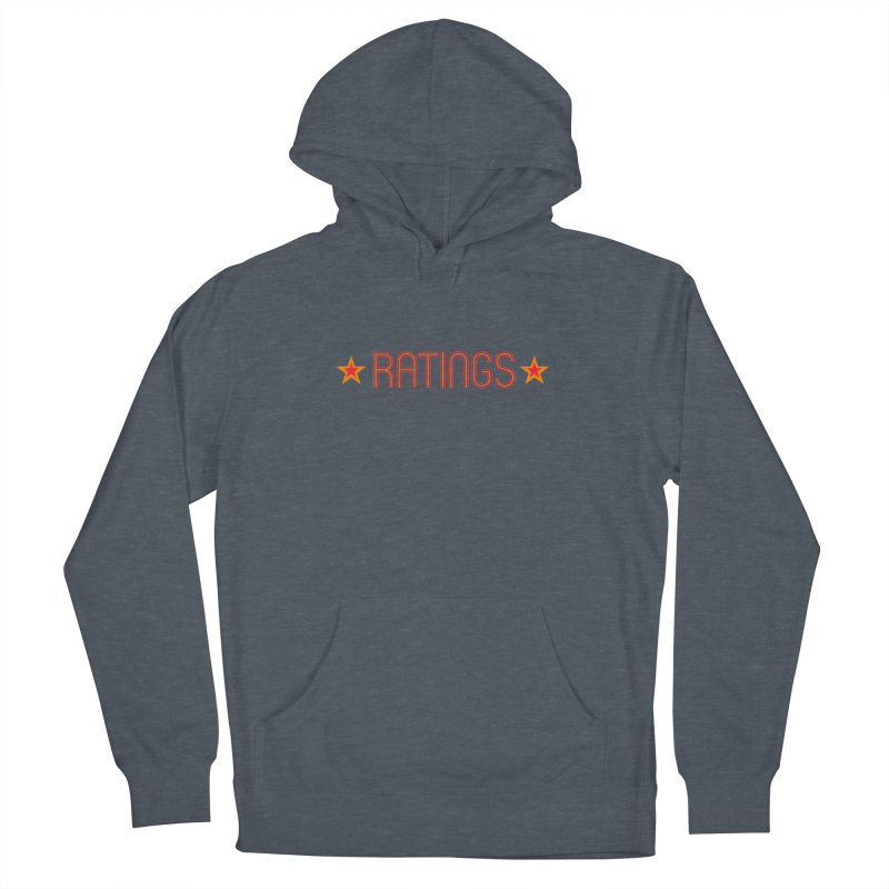 Ratings Women's Pullover Hoody by iFanboy