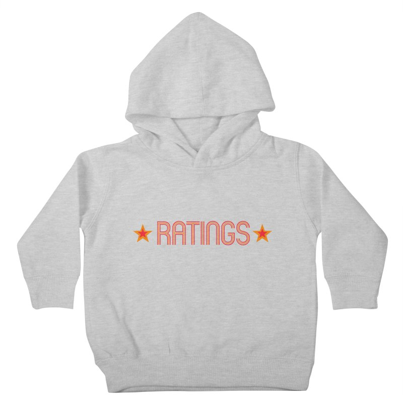 Ratings Kids Toddler Pullover Hoody by iFanboy