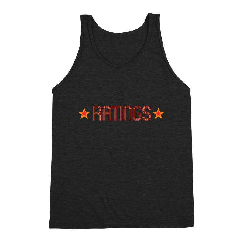 Ratings Men's Triblend Tank by iFanboy
