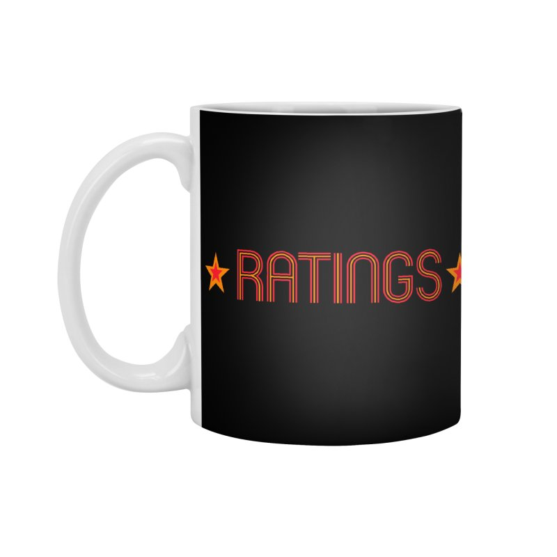 Ratings Accessories Standard Mug by iFanboy