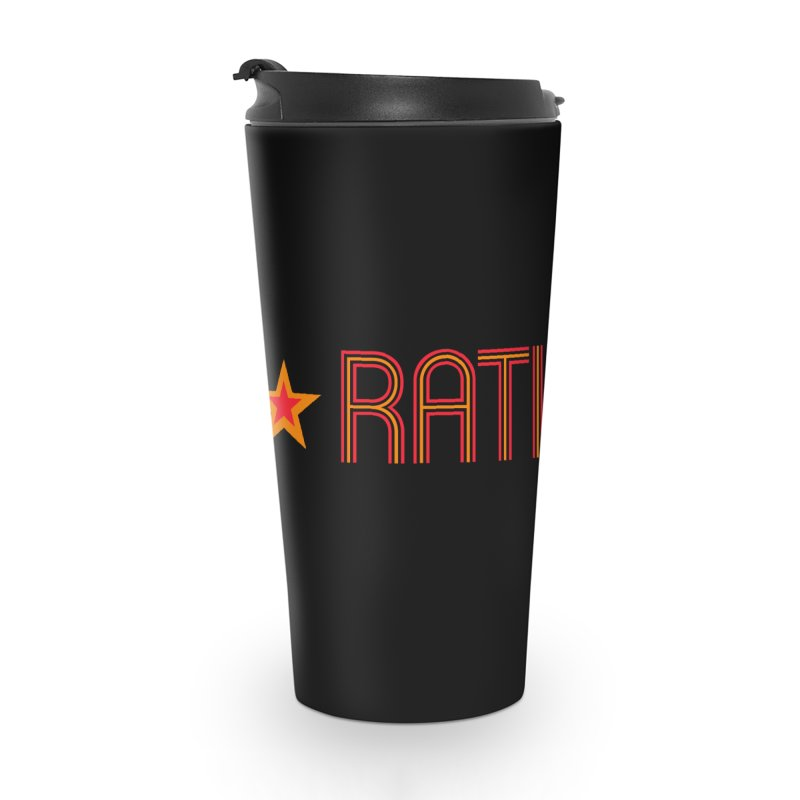 Ratings Accessories Travel Mug by iFanboy