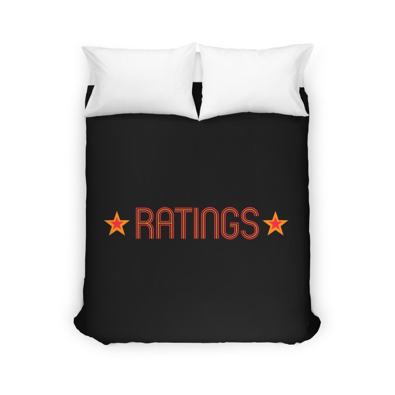 Ratings Home Duvet by iFanboy