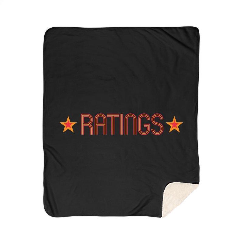 Ratings Home Sherpa Blanket Blanket by iFanboy