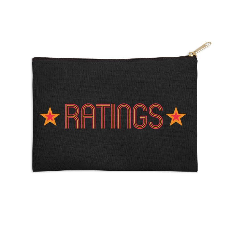 Ratings Accessories Zip Pouch by iFanboy