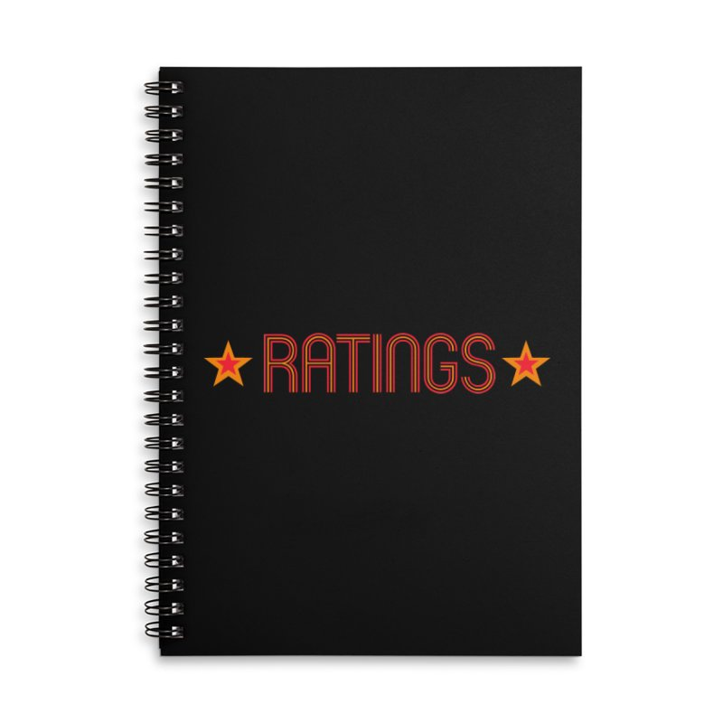 Ratings Accessories Notebook by iFanboy