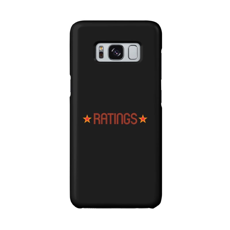 Ratings Accessories Phone Case by iFanboy