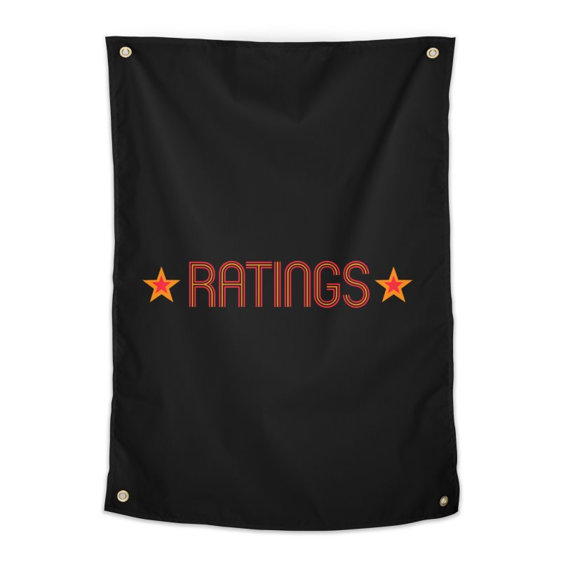 Ratings Home Tapestry by iFanboy