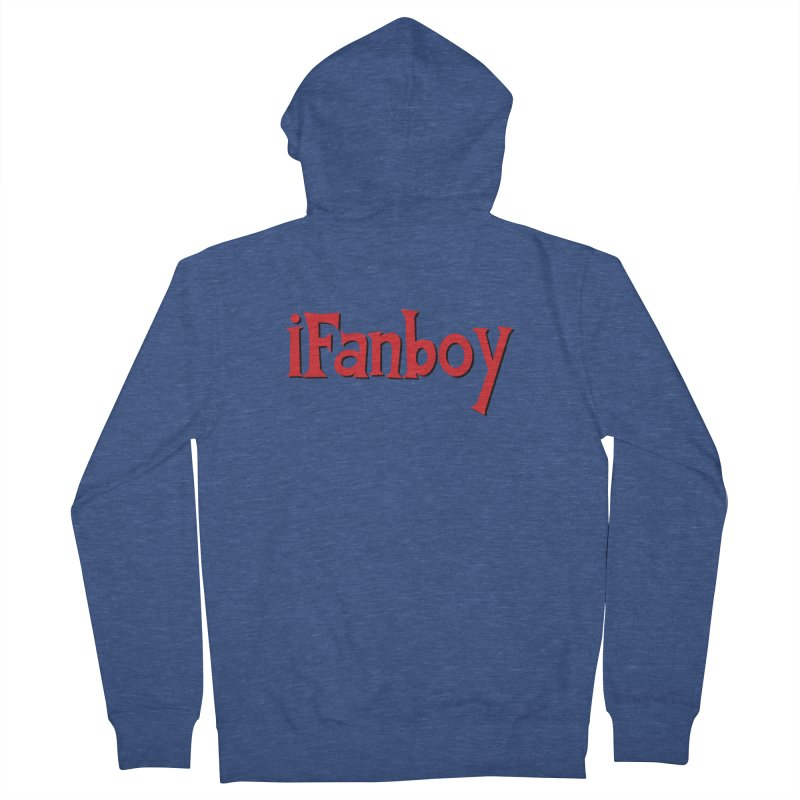 iFanboy Women's French Terry Zip-Up Hoody by iFanboy