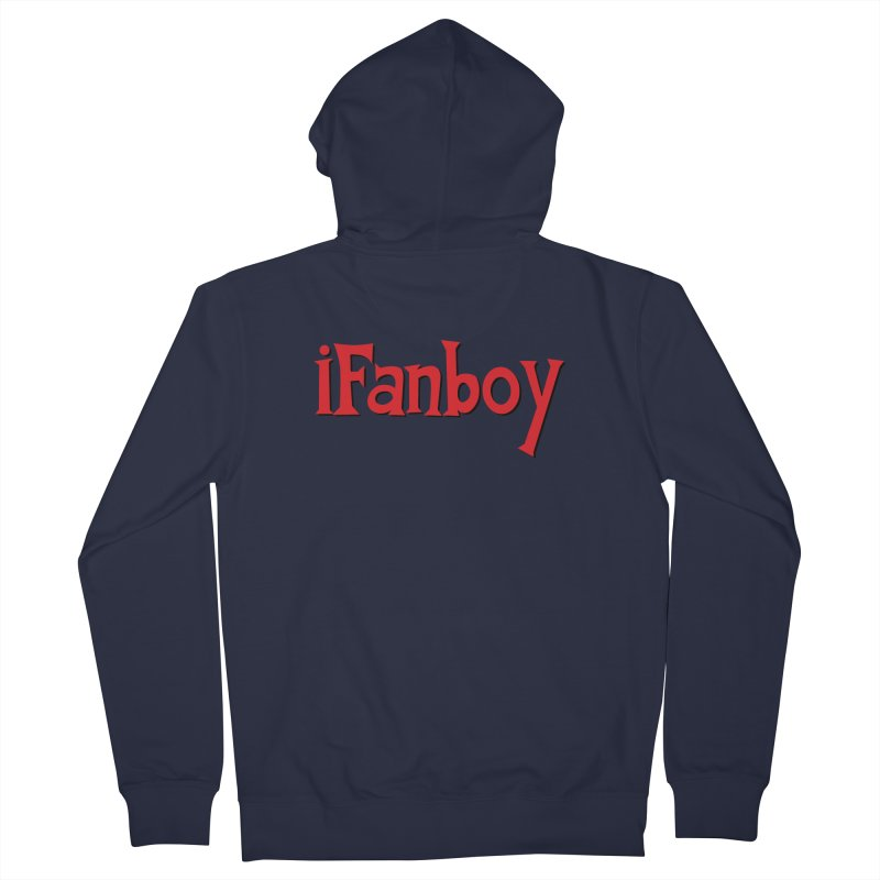 iFanboy Men's French Terry Zip-Up Hoody by iFanboy