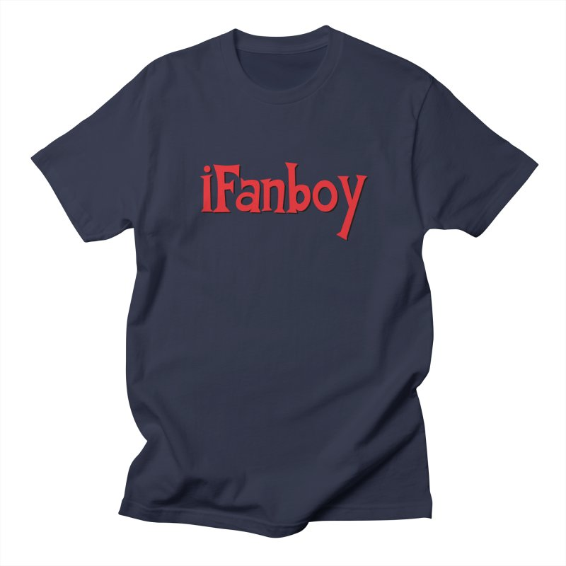 iFanboy Men's Regular T-Shirt by iFanboy