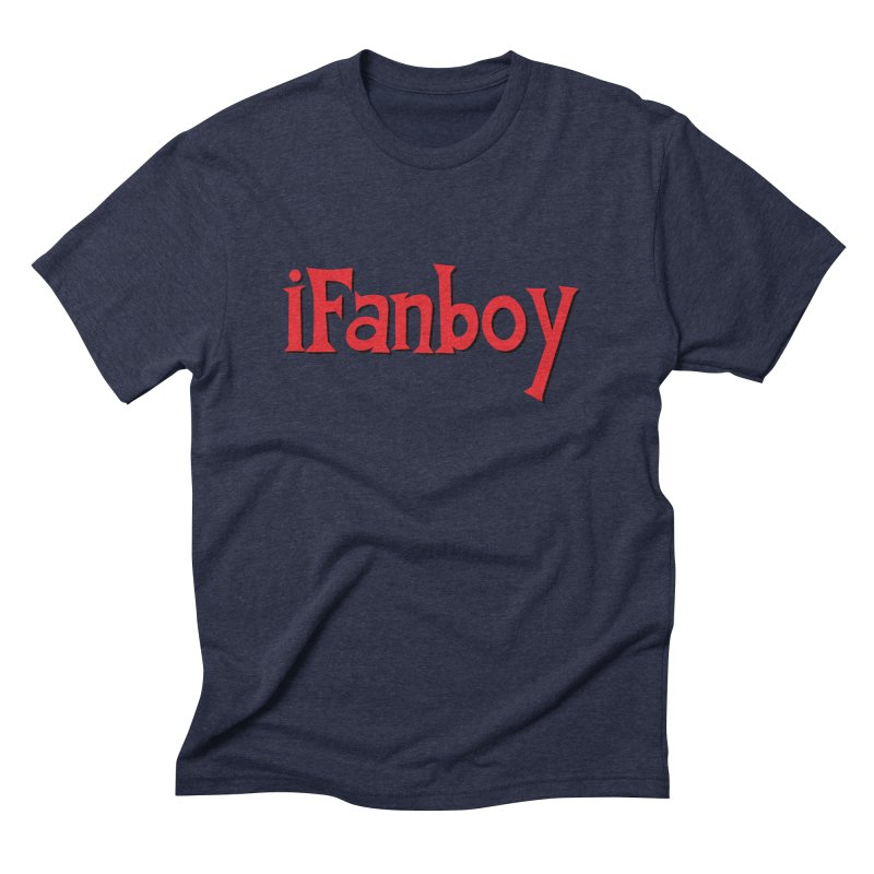 iFanboy Men's Triblend T-shirt by iFanboy
