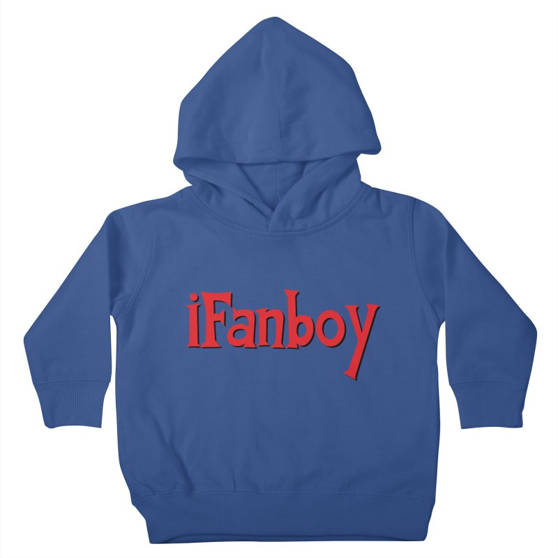 iFanboy Kids Toddler Pullover Hoody by iFanboy