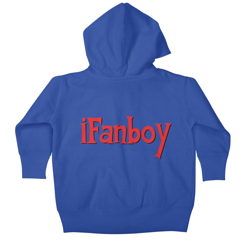 iFanboy Kids Baby Zip-Up Hoody by iFanboy