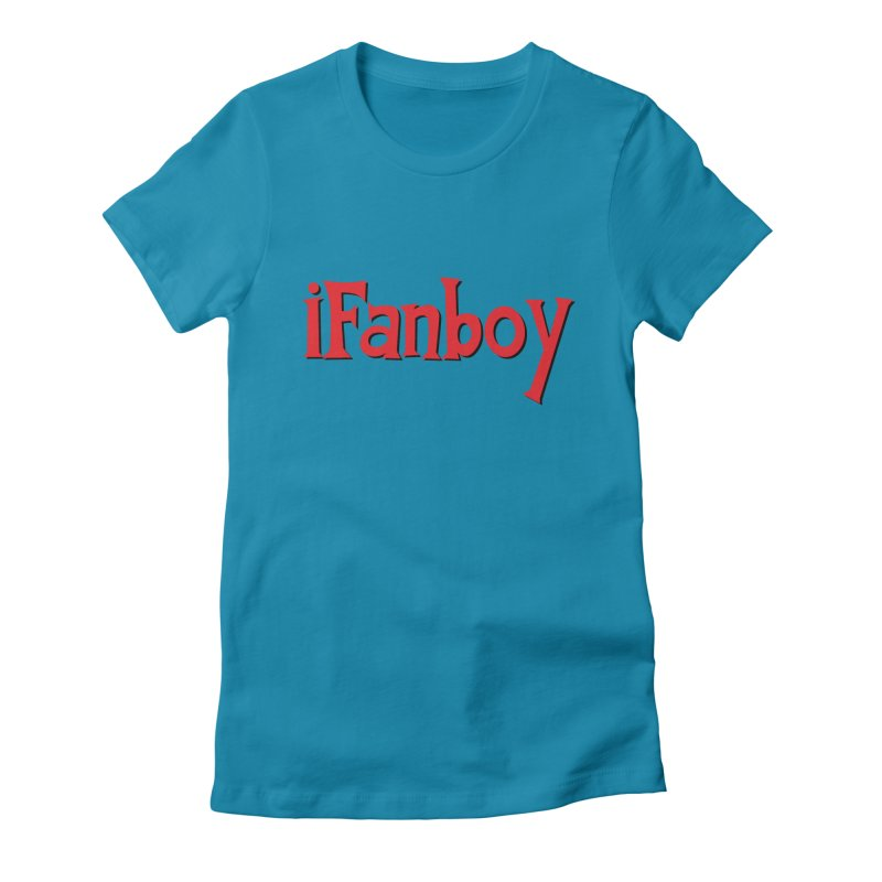 iFanboy Women's Fitted T-Shirt by iFanboy