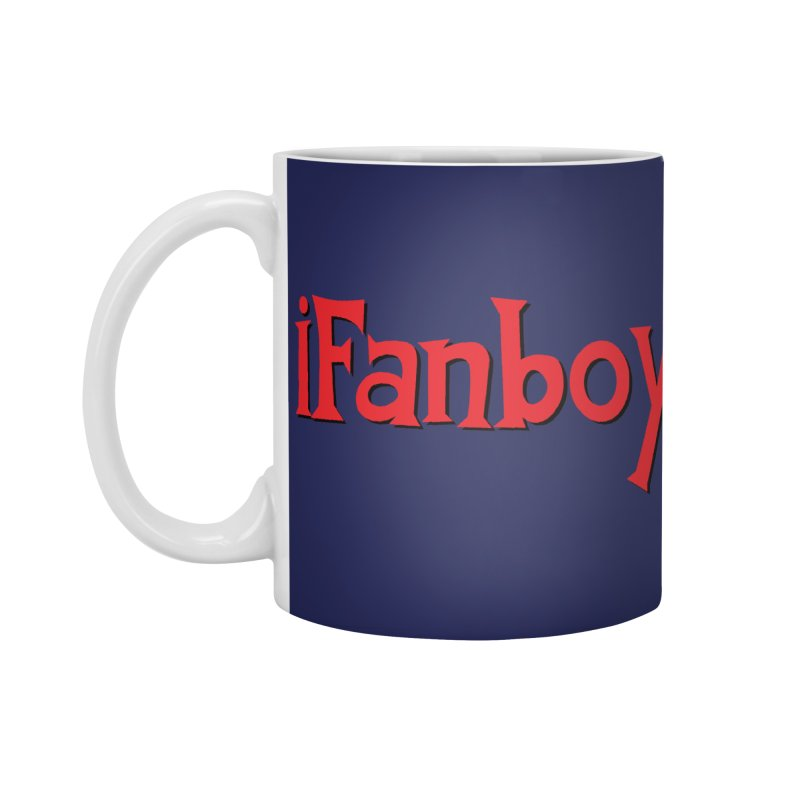 iFanboy Accessories Standard Mug by iFanboy