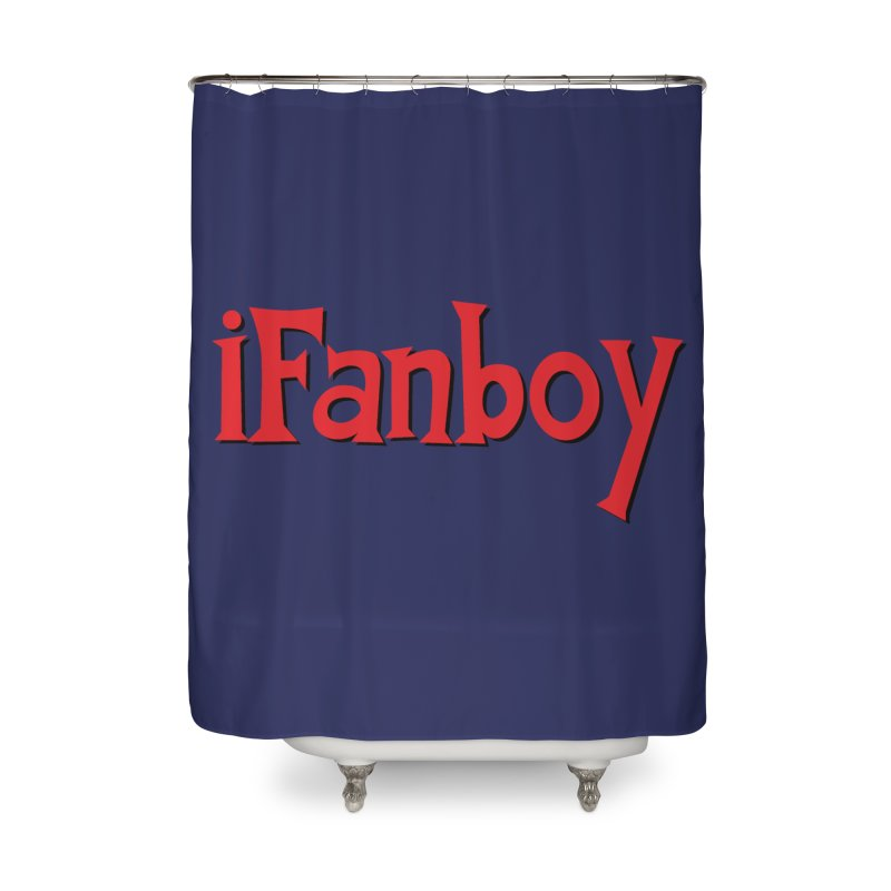 iFanboy Home Shower Curtain by iFanboy