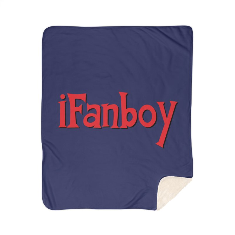 iFanboy Home Blanket by iFanboy