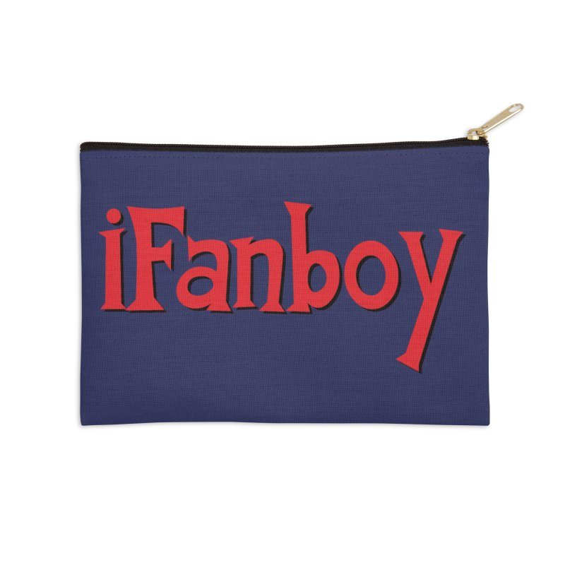 iFanboy Accessories Zip Pouch by iFanboy