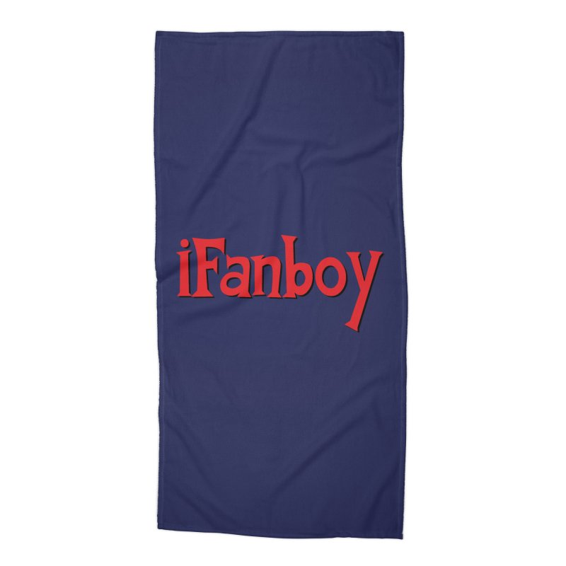 iFanboy Accessories Beach Towel by iFanboy