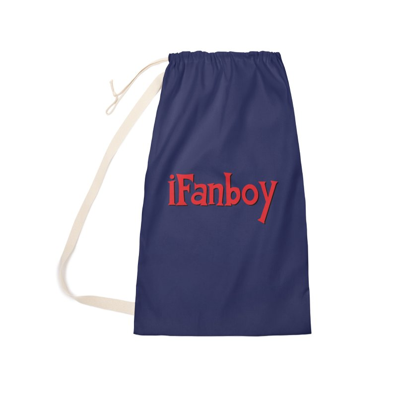 iFanboy Accessories Laundry Bag Bag by iFanboy