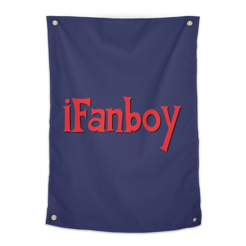 iFanboy Home Tapestry by iFanboy