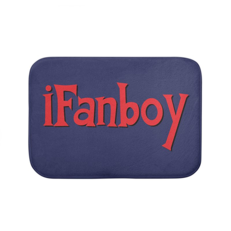 iFanboy Home Bath Mat by iFanboy