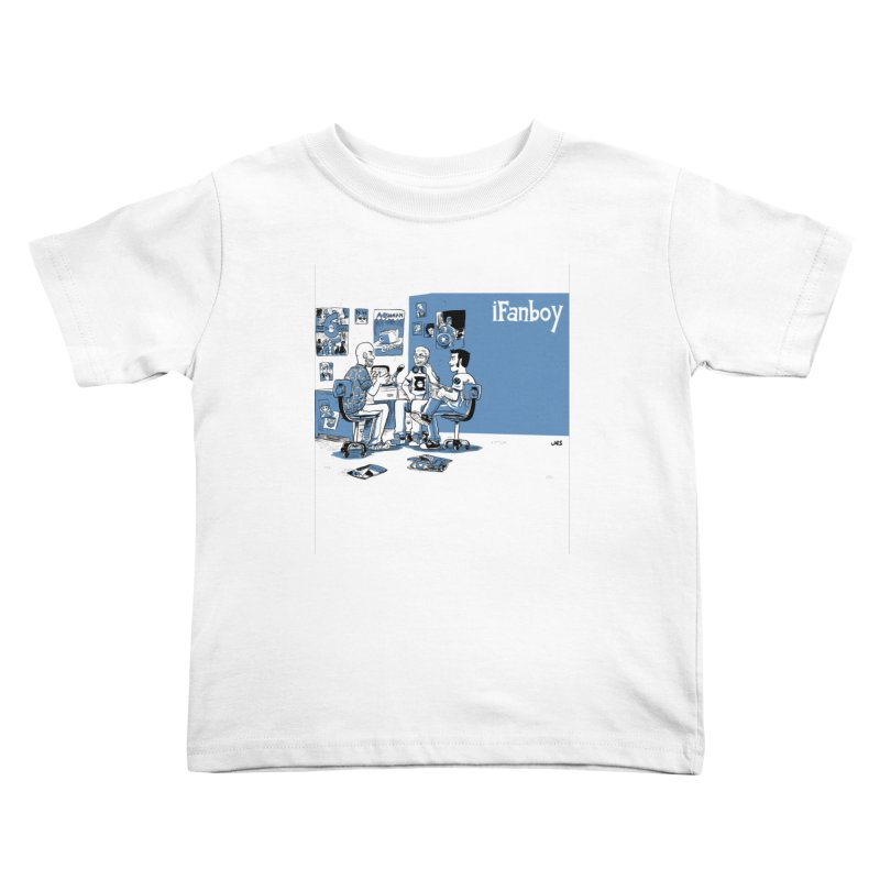 Pick of the Week Podcast Kids Toddler T-Shirt by iFanboy