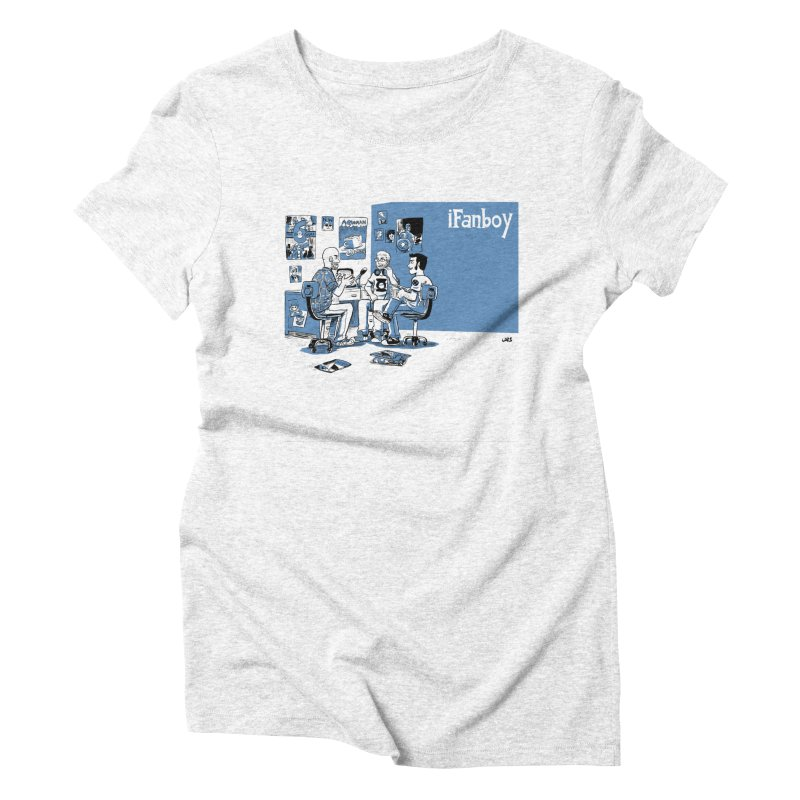 Pick of the Week Podcast Women's Triblend T-shirt by iFanboy