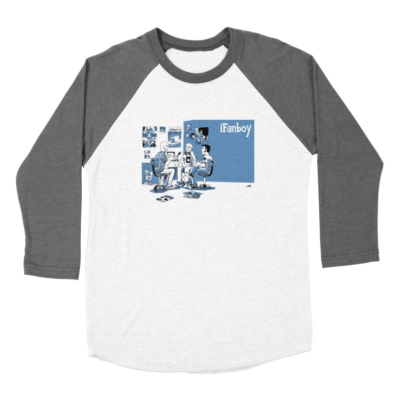 Pick of the Week Podcast Women's Longsleeve T-Shirt by iFanboy