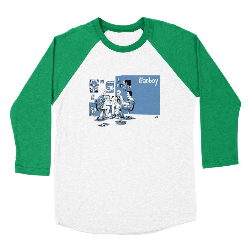 Pick of the Week Podcast Men's Longsleeve T-Shirt by iFanboy