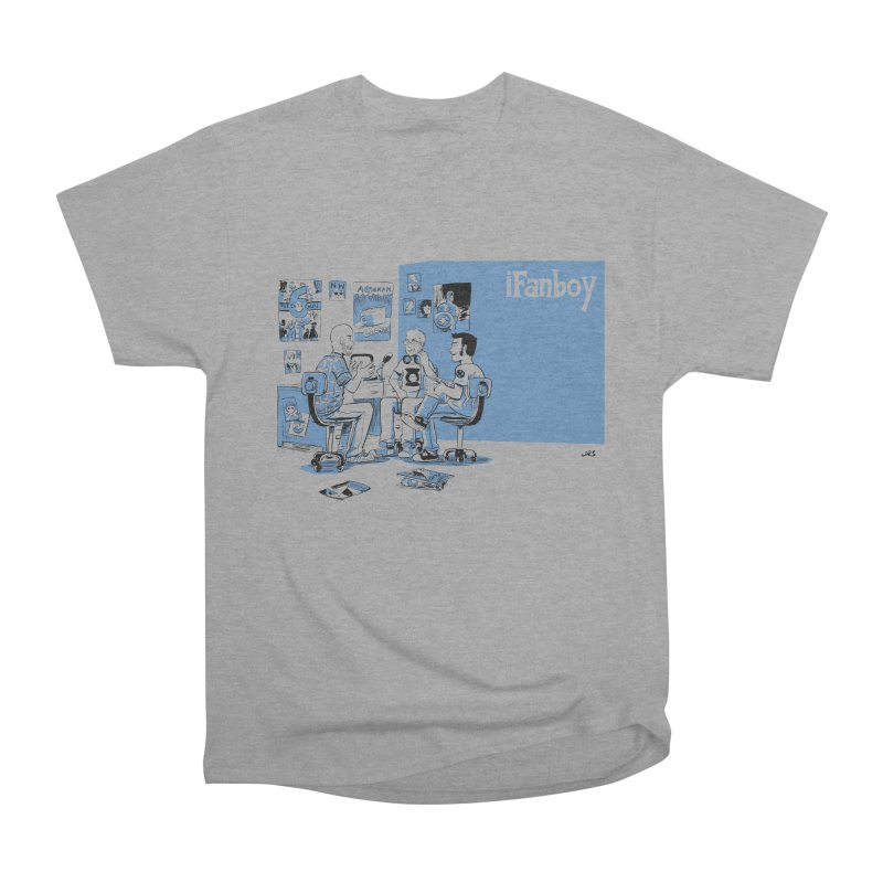 Pick of the Week Podcast Men's Heavyweight T-Shirt by iFanboy