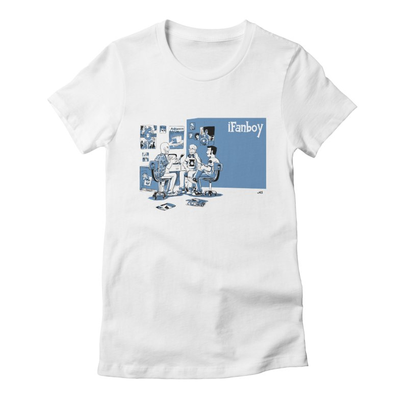 Pick of the Week Podcast Women's T-Shirt by iFanboy